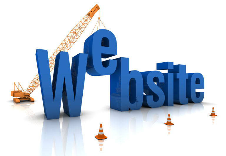 Do you have an organization without a website?
